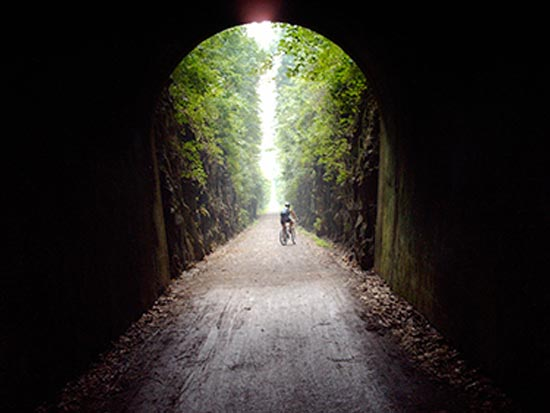 Tunnel Hill Bike Trail