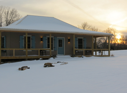 Rocky Comfort Cabins Winter Stay